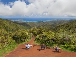 Hawaii Loa Ridge Hike