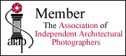 Member of The Association of Independent Architectural Photographers