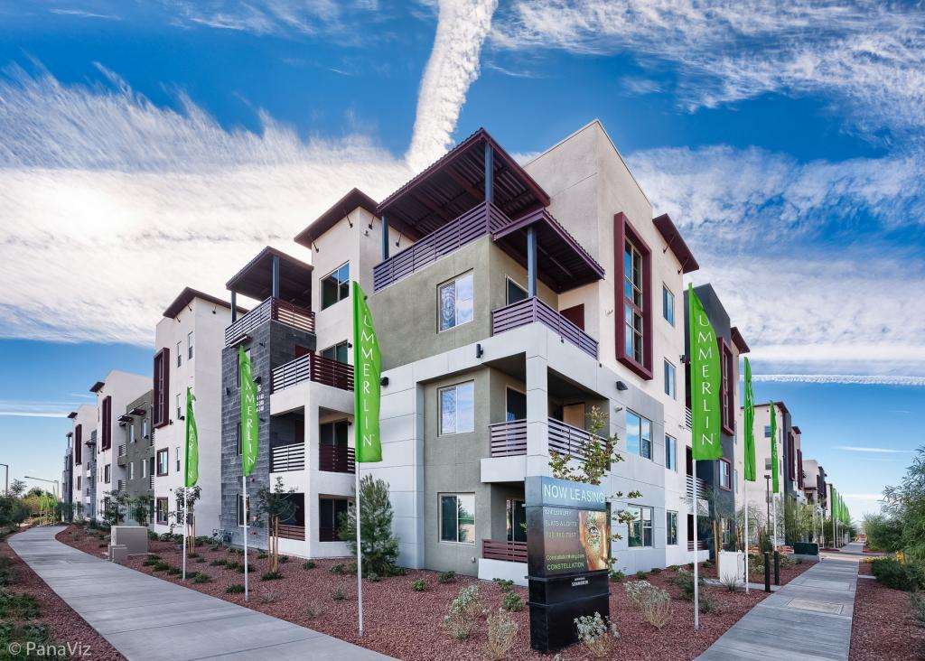 Nevada Architectural Photography