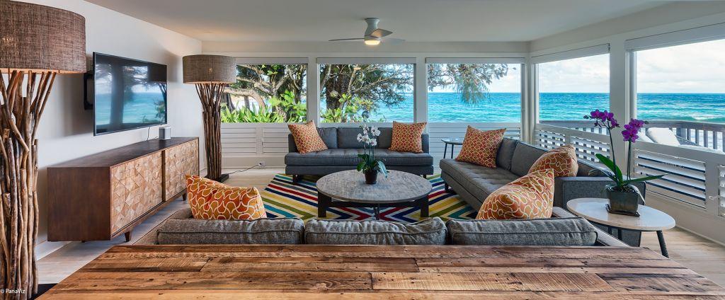 Beach House Photography