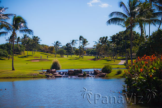 Golf at KoOlina