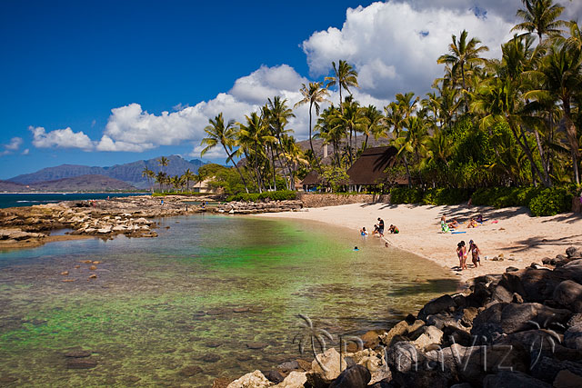 Natural KoOlina Beach
