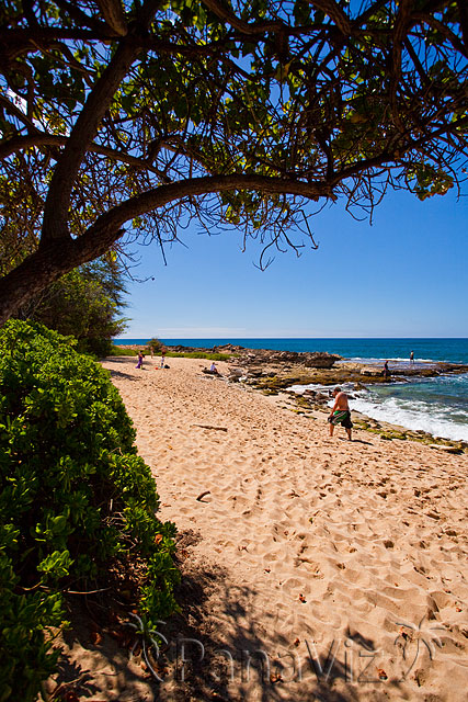 Popular Wedding Beach at KoOlina