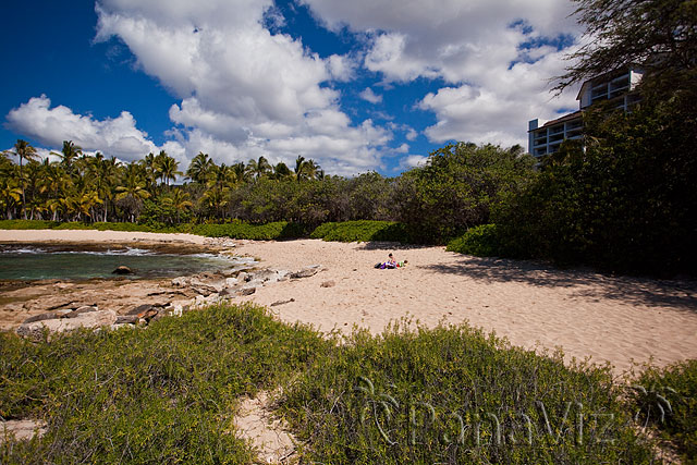 Secret Beach at KoOlina