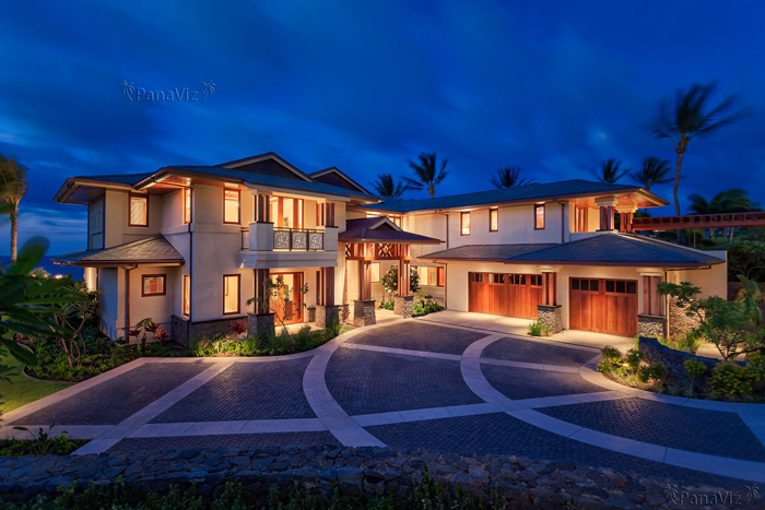 Maui Luxury Real Vacation Rental Photography