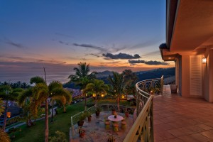 Hawaii Loa Ridge Ocean View Home
