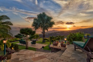 Hawaii Loa Ridge Ocean View Mountain View Luxury Home