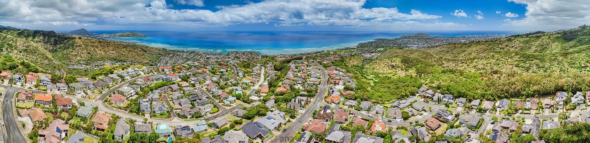 Your home's expansive view could reach from Koko Head to Diamond Head.