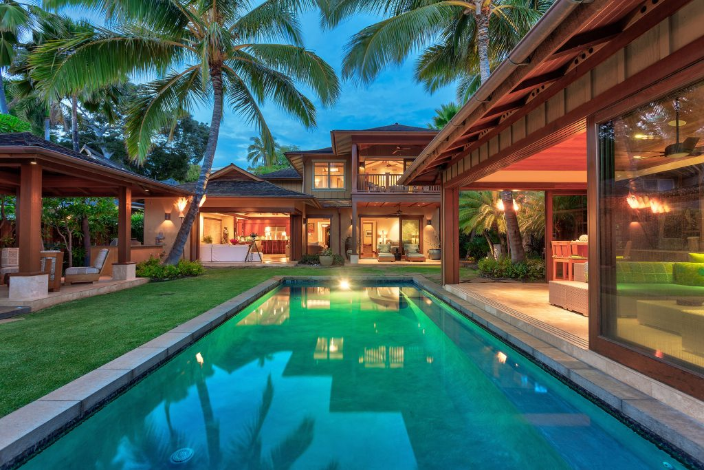 Oahu Luxury Real Estate Photographer
