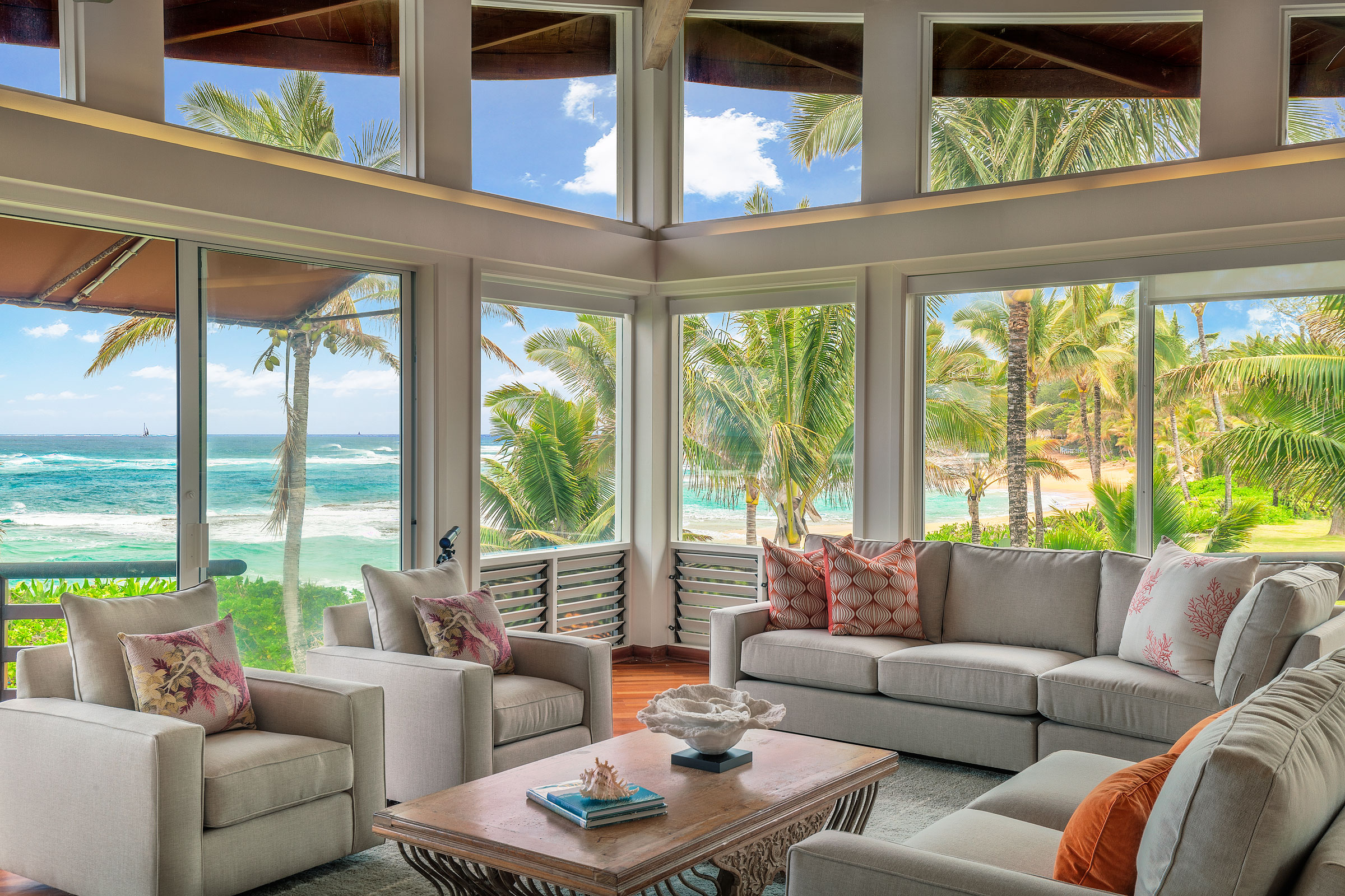 Kauai Luxury Home Photos