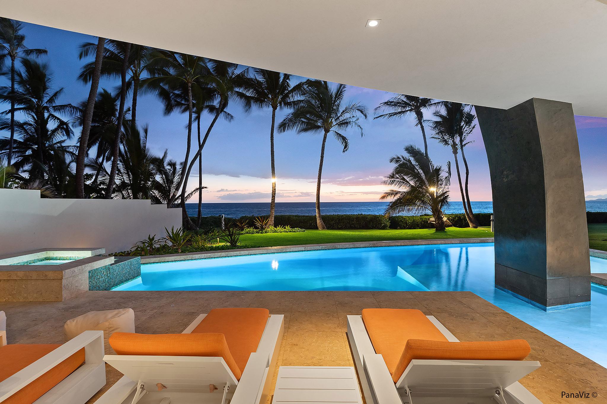 Maui and Kona Real Estate Photography