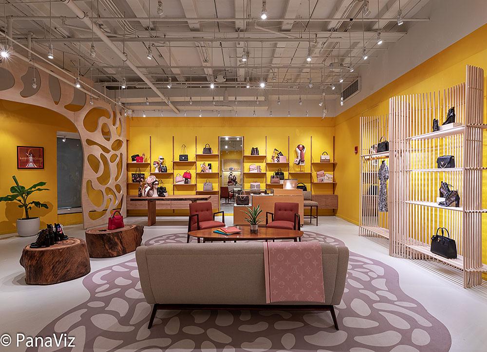 Dallas, TX Luxury Retail Photography
