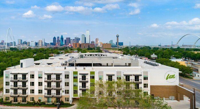 Texas Apartment Photography