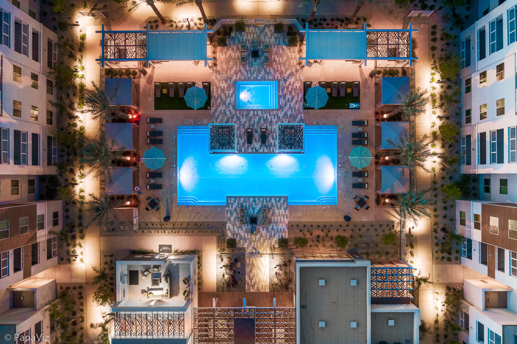 Apartment Photographer - Aerial