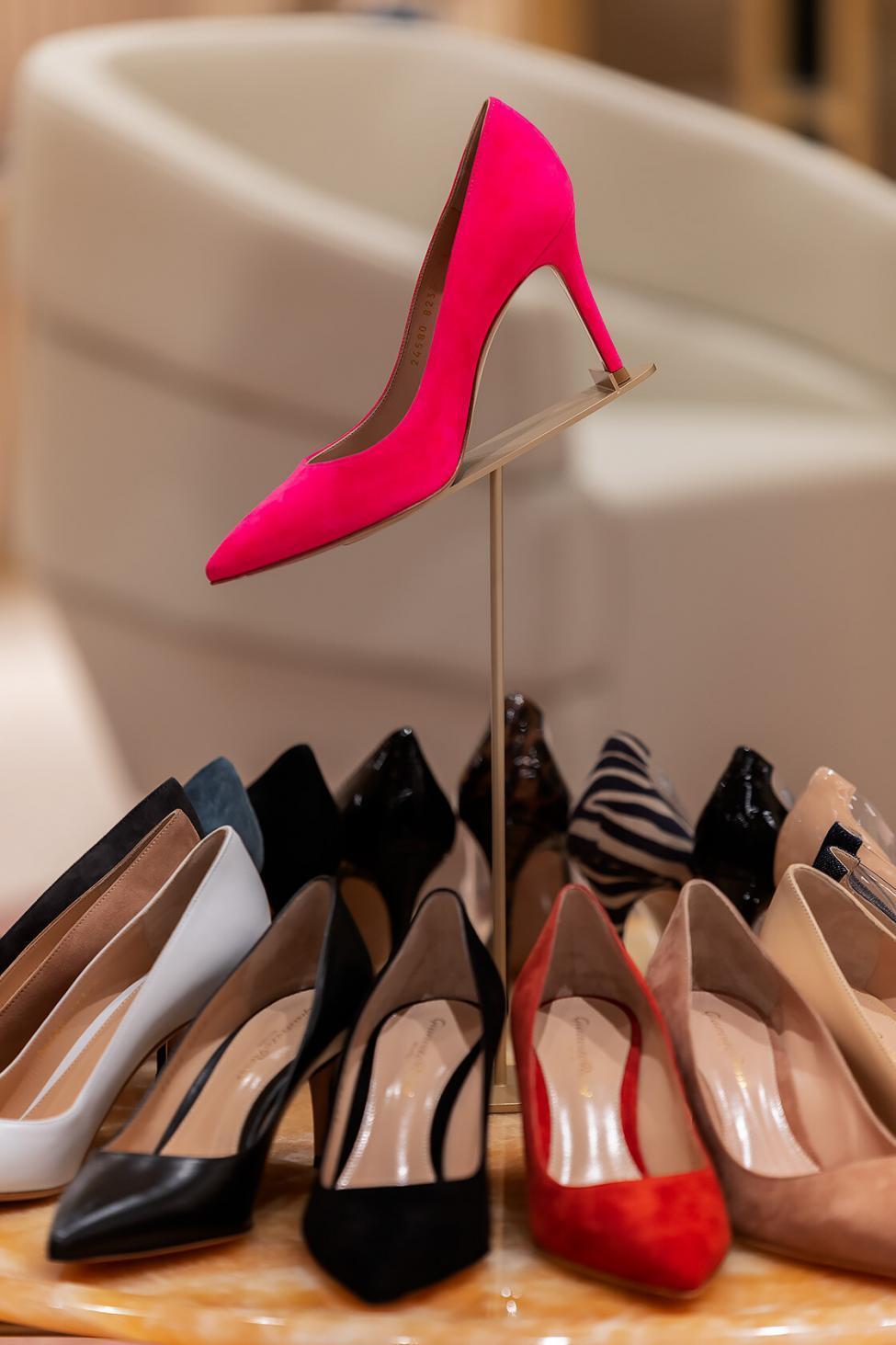 luxury retail photography