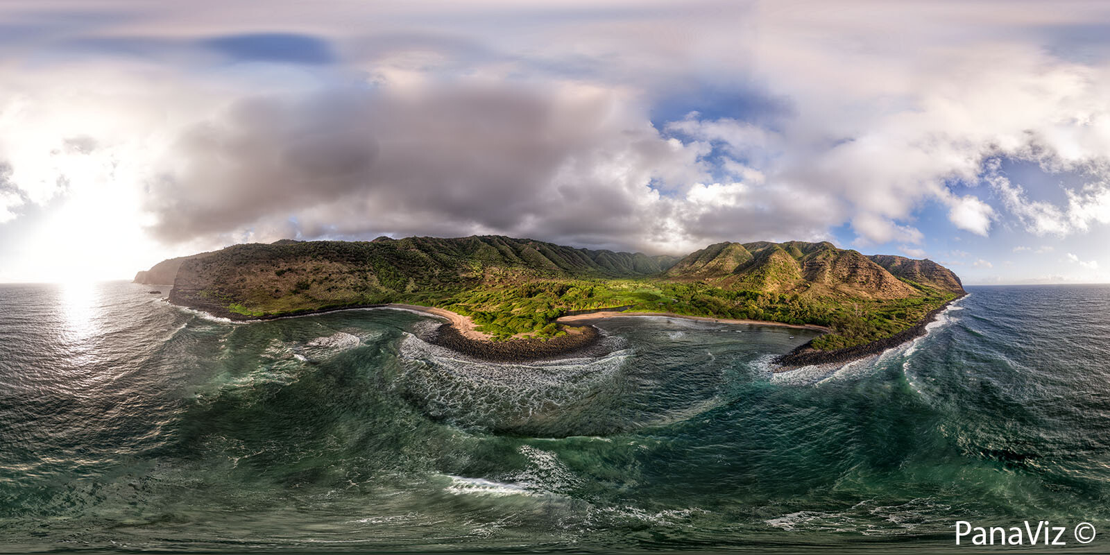 Hawaii Panorama