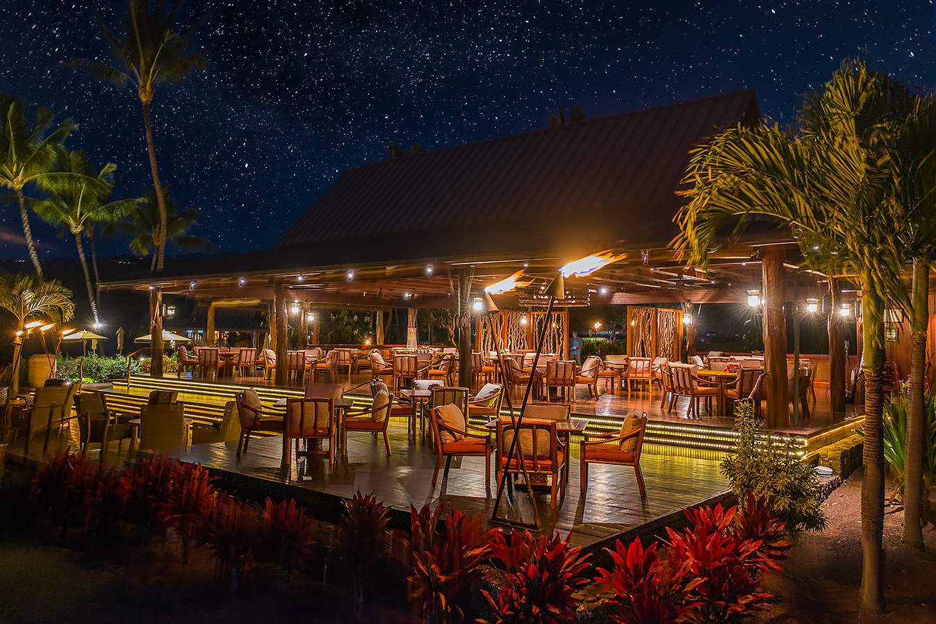 Hospitality Photography of Resort Amenities