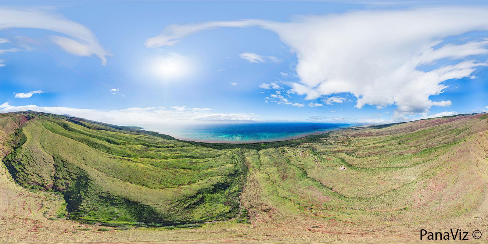 Aerial Panoramic Photography