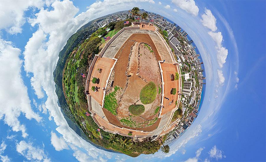 Punchbowl-Memorial-View