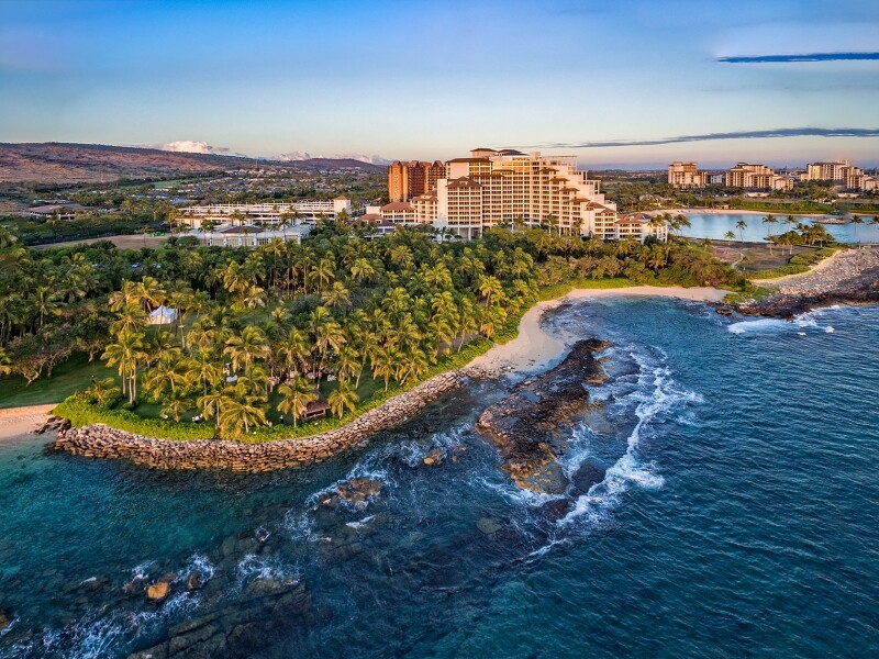 Hawaii Luxury Hotel Photo
