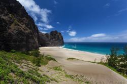 Sharing Hawaii with you, one picture at a time. Napali Coast, Kauai.