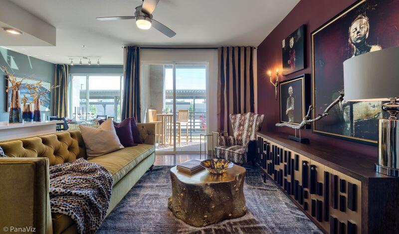 Luxury Apartment Photography
