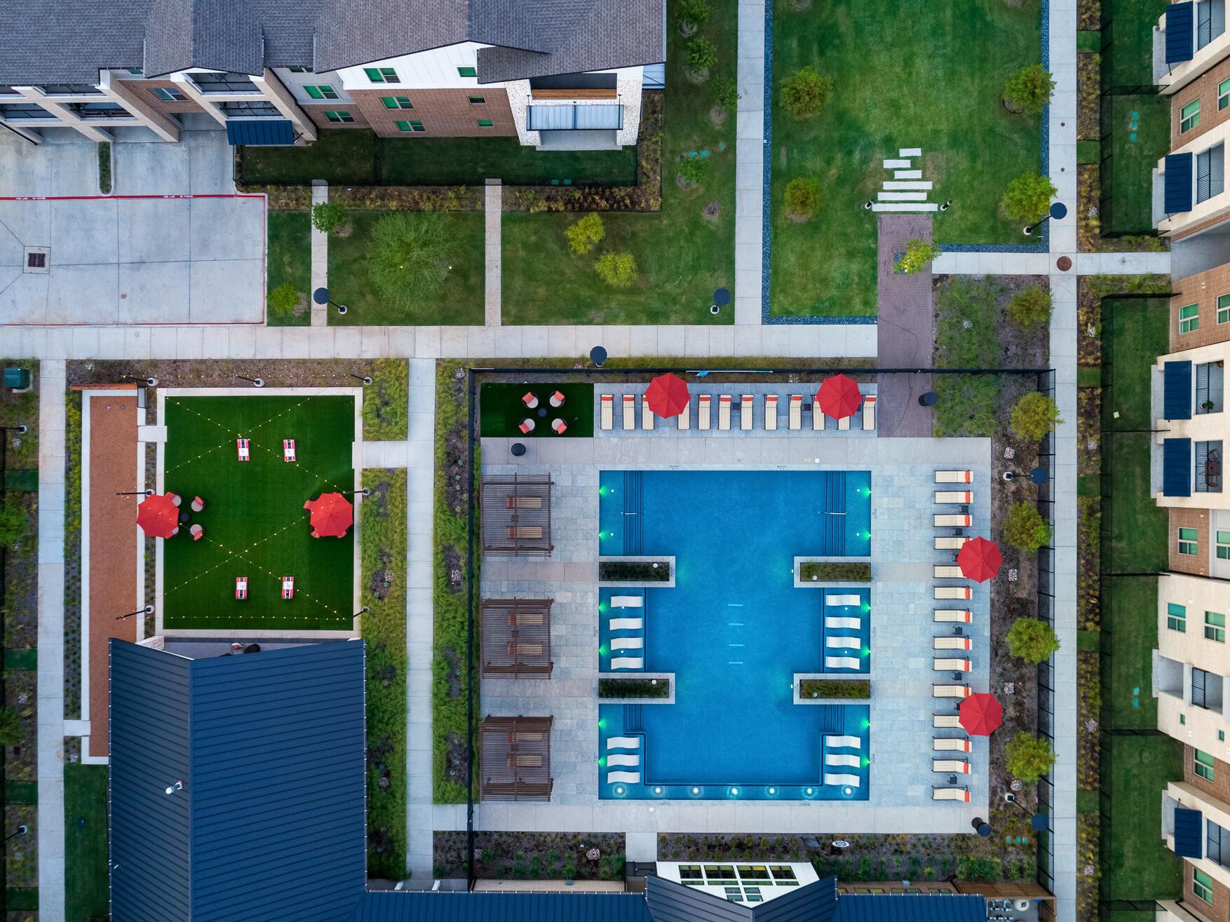 Apartment Photographer - Aerial