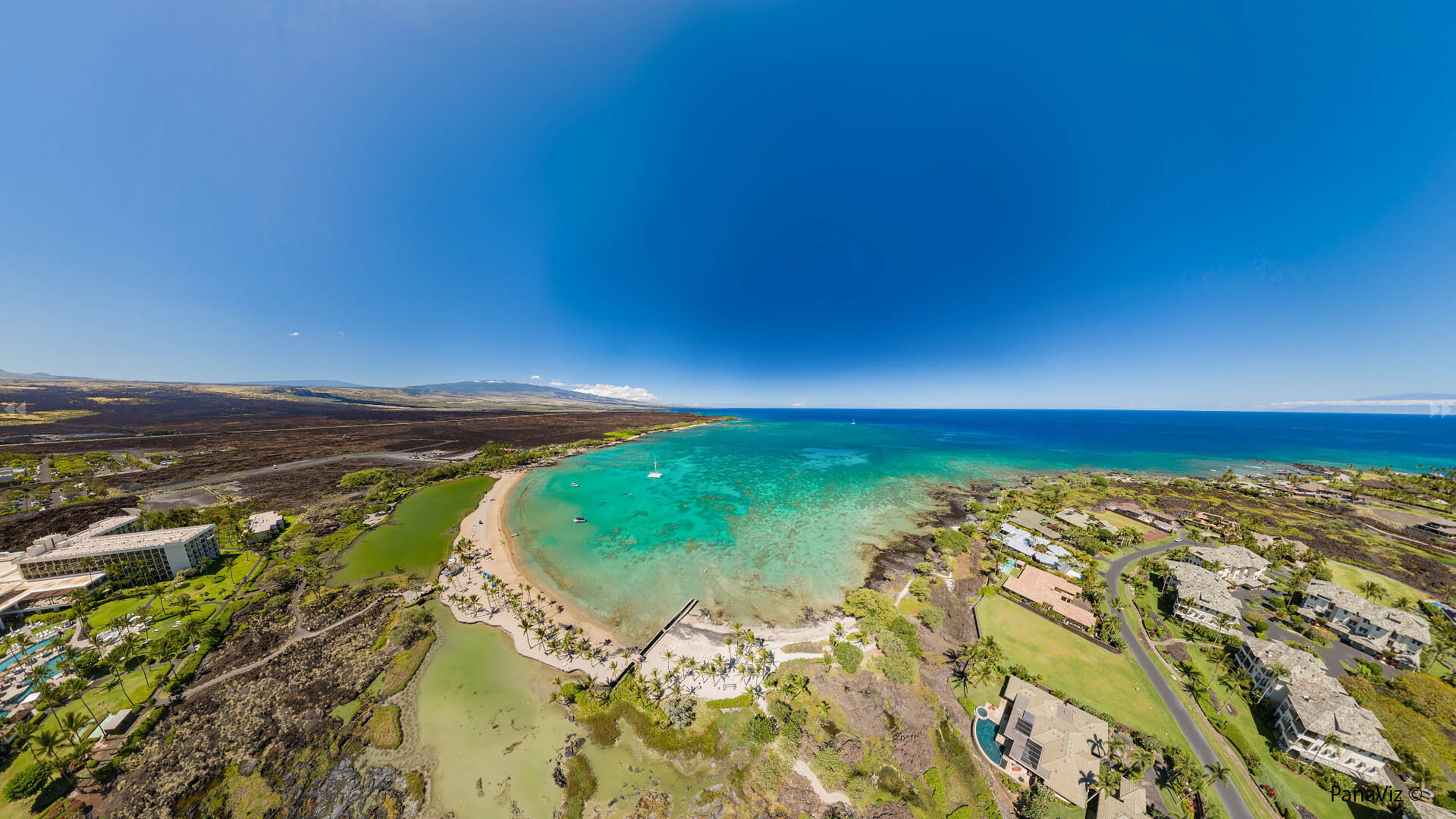 A Bay Panorama