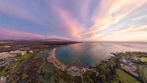 Anaehoomalu Bay Panorama