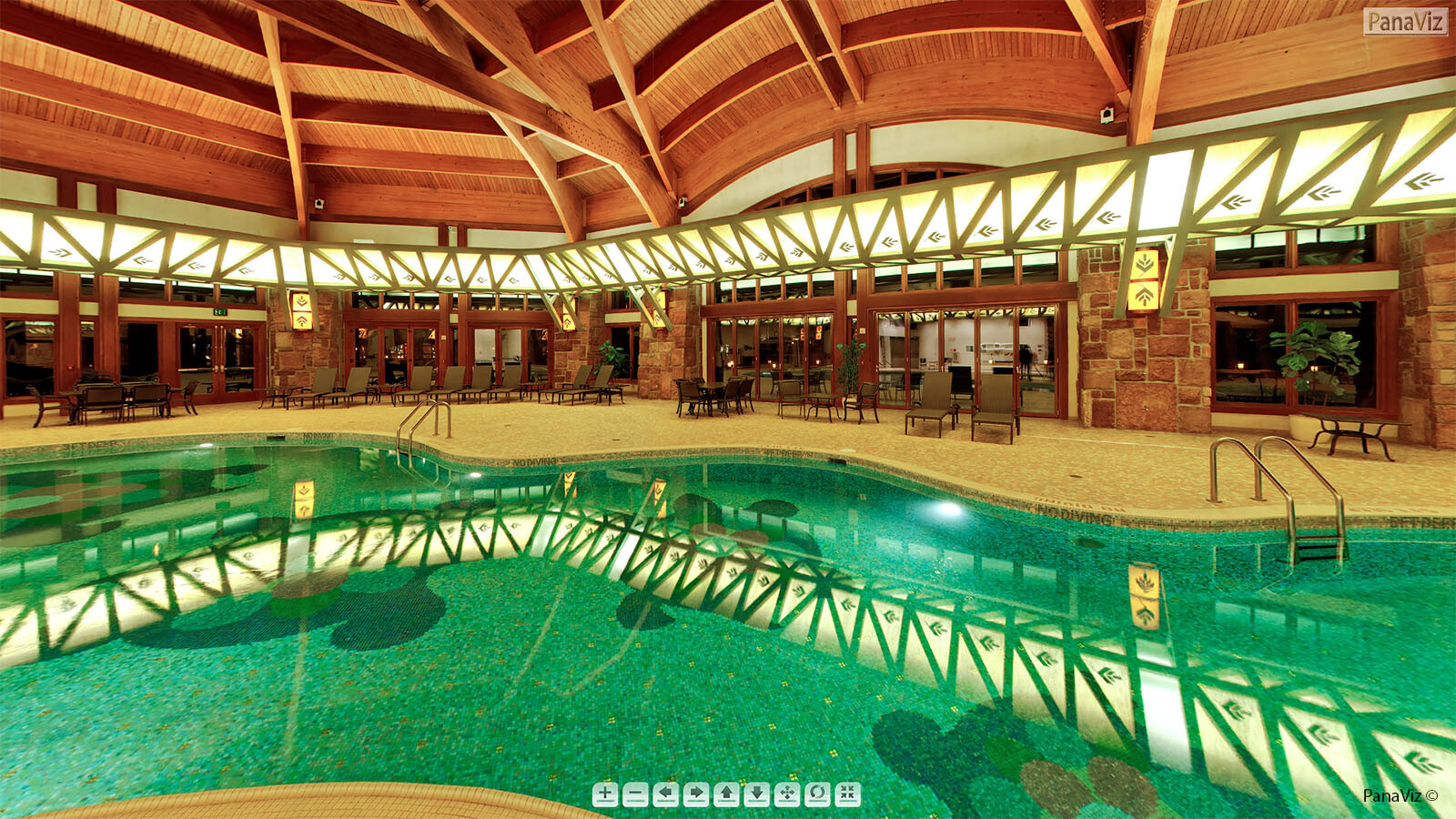 Click for 360 Virtual Tour of Casino Pool