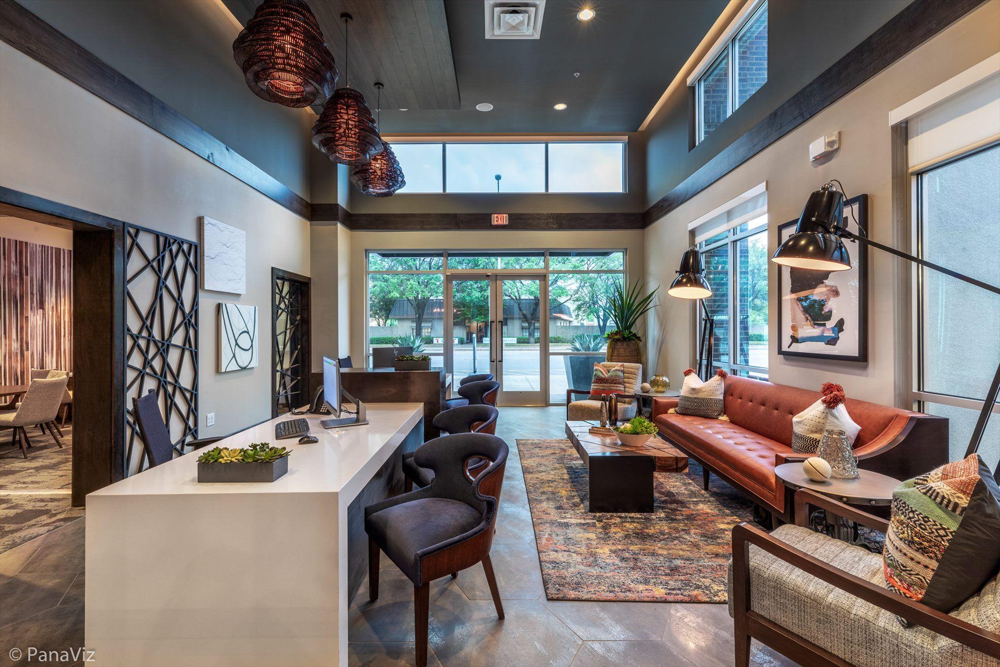 Texas Apartment Photography - Interior