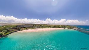 Mauna Kea Beach Panorama