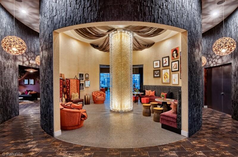Las Vegas Luxury Hotel Photography