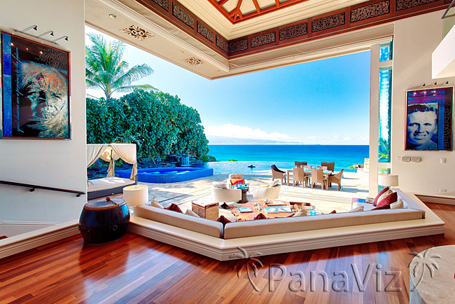 Interior and Exterior Resort Photography
