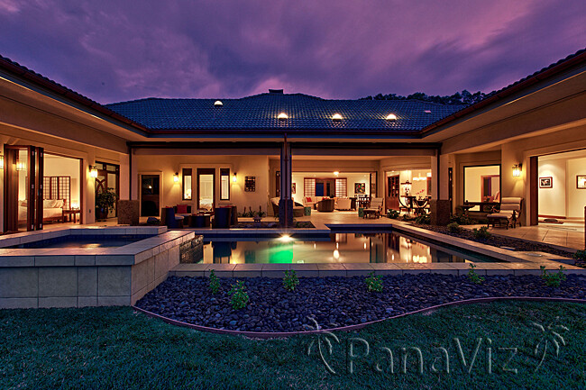 maui resort home photo