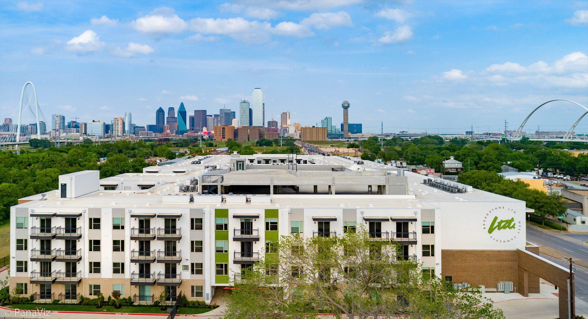 Texas Apartment Photography - Exterior